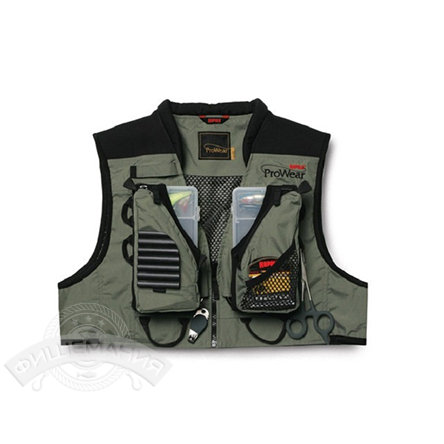 Жилет Rapala ProWear Short Shallows Vest