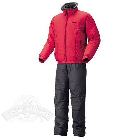 Поддёвка Shimano Lightweight Thermal Muit MD041J красн.