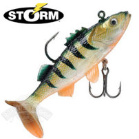 Мягкая приманка Storm Wildeye Live Perch WLPE04-OBP