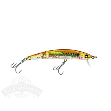 Воблер Yo-Zuri F1051-HBK Cryst.3D-Minnow 130mm
