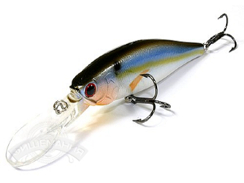 Воблер Lucky Craft Pointer 100DD-183 Pearl Threadfin Shad