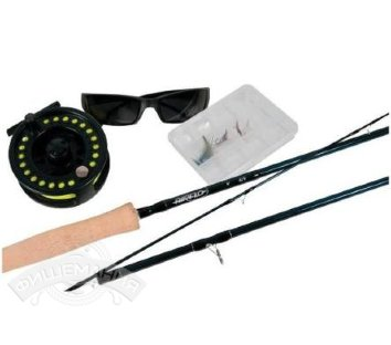 Набор Airflo Fly Fishing Kit 8`6 4/5 line