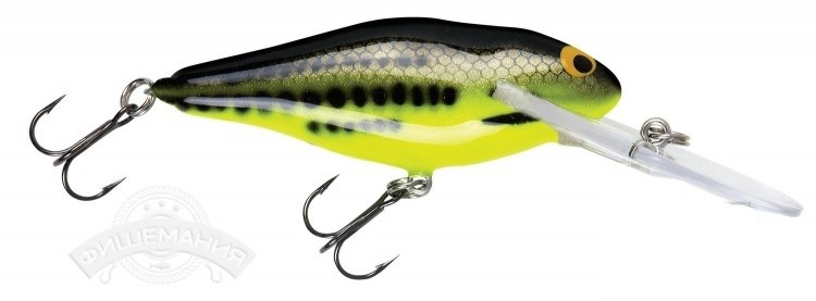 Воблер BAGLEY DEEP DIVING SHAD DDS-BB