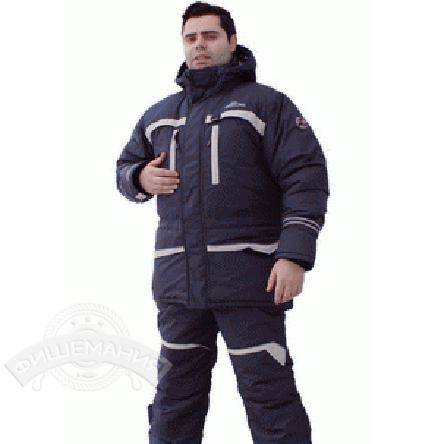 d44695a93623 Купить Зимний костюм Novatex Соболь, синий в СПб | рыболовный ...
