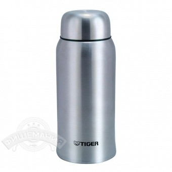 Термос Tiger MBK-A060 XS Clear Stainless 0.6 л