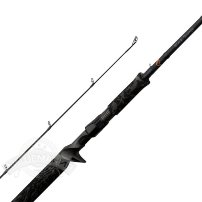 "Savage Gear Black Savage Jerk 6'6"" 198cm -> 100g - 1sec"