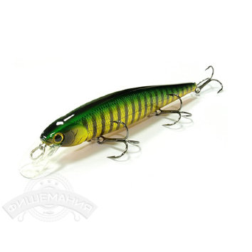 Воблер Lucky Craft Slender Pointer 112MR-280 Aurora Green