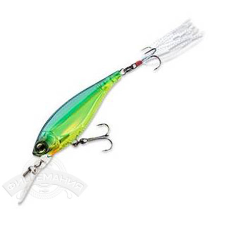 Воблер Yo-Zuri R1104-PCLL 3DB Shad (SP) 70mm