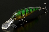 Воблер Lucky Craft Pointer 48DD-280 Aurora Green P