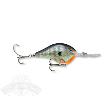 Rapala Dives-To DT16-BG