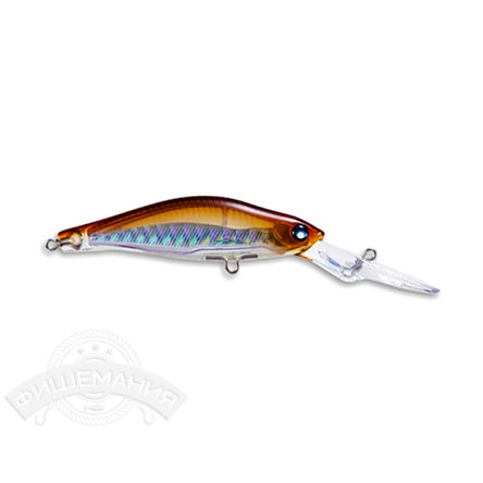 Воблер Duel F958-HHWS 3DS Shad MR 65SP