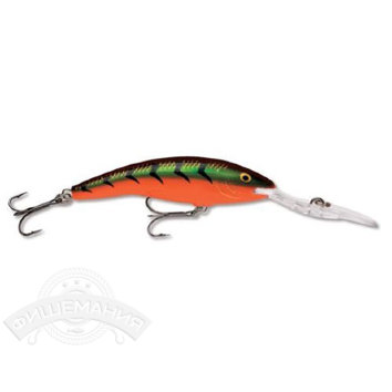 Воблер Rapala Tail Dancer Deep TDD13-RDT