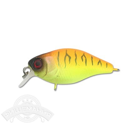 Воблер Jackall Chubby38 tropical mat tiger
