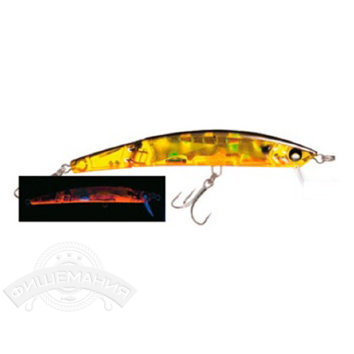 Воблер Yo-Zuri F1051-HGBL Crystal 3D Minnow Jointed