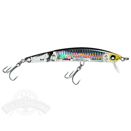 Воблер Yo-Zuri F1051-HSBL Crystal 3D Minnow Jointed