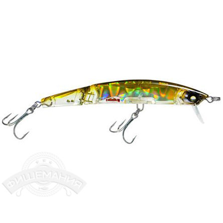 Воблер Yo-Zuri F1051-HAY Cryst.3D-Minnow 130mm