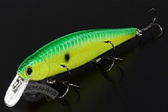 Воблер Lucky Craft Slender Pointer 82MR-111/138 Peacock