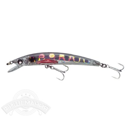 Воблер Yo-Zuri F976-HGSH Crystal 3D Minnow  90mm