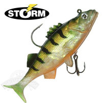 Мягкая приманка Storm Wildeye Live Perch WLPE02-FP