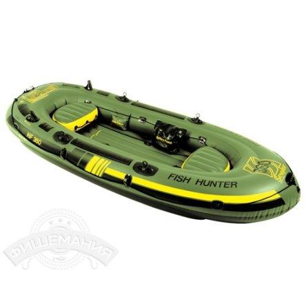лодка hunter 360 а купить