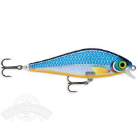 Воблер Rapala Super Shadow Rap SSDR16-BGH