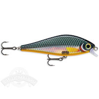Воблер Rapala Super Shadow Rap SSDR16-HLW