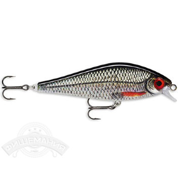 Воблер Rapala Super Shadow Rap SSDR16-ROL