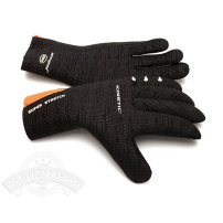 Перчатки Kinetic Super Strech Glove Black