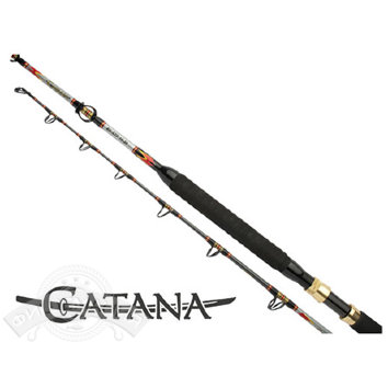 Shimano Catana BX Stand UP 30-50 LBS Roller Tip